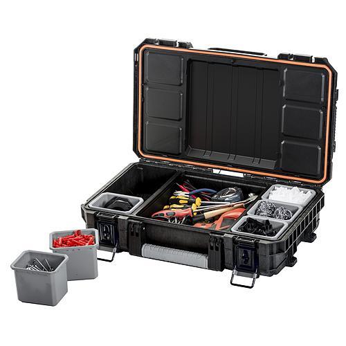 9659343f1441d Box Keter® 17200380, Pro GEAR Organizer, 56x35x16 cm, na náradie Akcia cena
